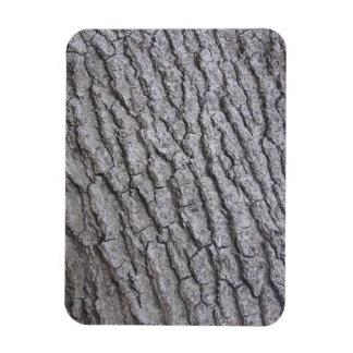 Modelo de la corteza de árbol imán de vinilo