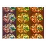 Modelo de la energía de la decoración de los tarjeta postal