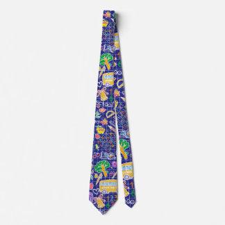 Modelo de la escuela corbatas
