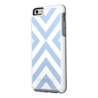 Modelo de la forma de V de los azules cielos y del Funda Otterbox Para iPhone 6/6s Plus