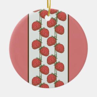 Modelo de la fresa adorno redondo de cerámica