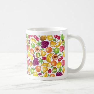 Modelo de la fruta taza