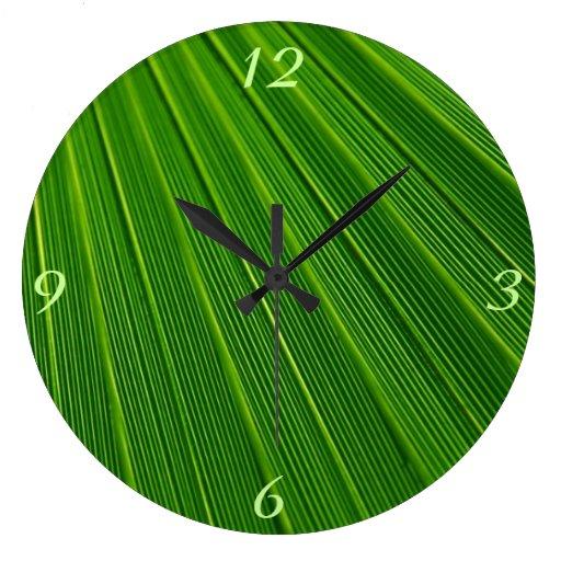 Modelo de la hoja reloj