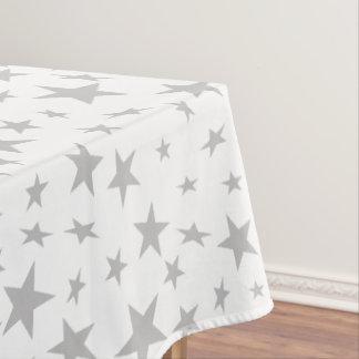Modelo de la impresión de las estrellas de los mantel