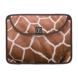 Modelo de la jirafa fundas macbook pro