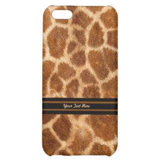 Modelo de la jirafa - personalizar