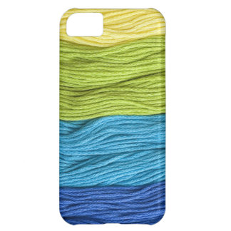 modelo de la madeja funda para iPhone 5C