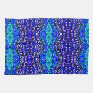 modelo de la manta del tiedye del hippie de la agu toalla