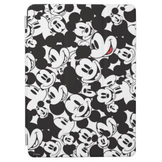 Modelo de la muchedumbre de Mickey Cover De iPad Air
