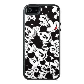 Modelo de la muchedumbre de Mickey Mouse el   Funda Otterbox Para iPhone 5/5s/SE