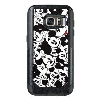 Modelo de la muchedumbre de Mickey Mouse el   Funda Otterbox Para Samsung Galaxy S7