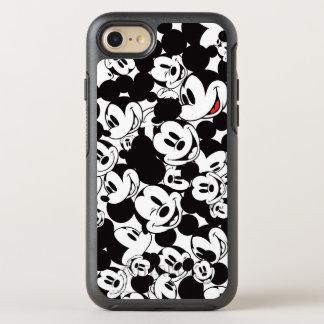 Modelo de la muchedumbre de Mickey Mouse el   Funda OtterBox Symmetry Para iPhone 7