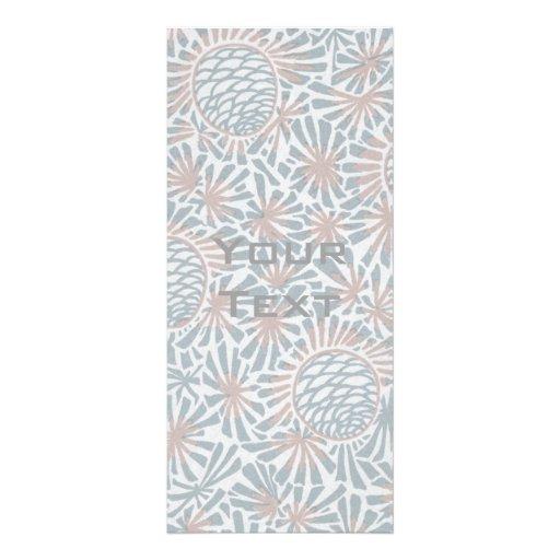 modelo de la naturaleza de los conos del pino del  tarjetas publicitarias
