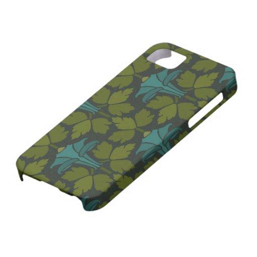 modelo de la naturaleza del nouveau del arte iPhone 5 Case-Mate funda
