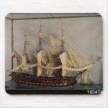 Modelo de la nave 'L'Achille Alfombrillas De Ratón