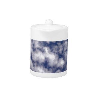 Modelo de la nube de la bola de algodón