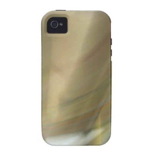 Modelo de la nube del gas iPhone 4/4S fundas