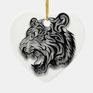 Modelo de la pantera del estampado leopardo de Jag Ornamentos Para Reyes Magos