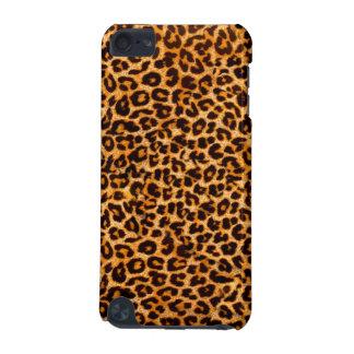 Modelo de la piel del guepardo funda para iPod touch 5G