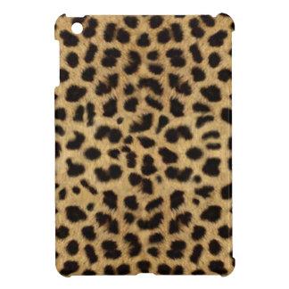 Modelo de la piel del guepardo, impresión del guep iPad mini cárcasas