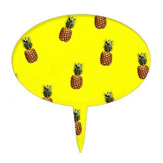modelo de la piña decoraciones para tartas