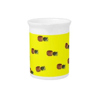 modelo de la piña jarrón