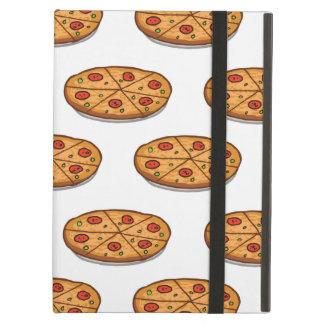Modelo de la pizza de salchichones Comida italian