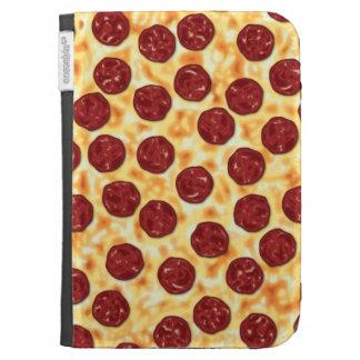 Modelo de la pizza de salchichones