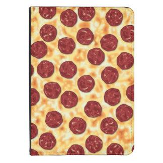 Modelo de la pizza de salchichones funda de kindle