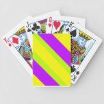 Modelo de la primavera baraja cartas de poker