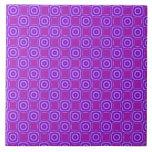 modelo de la púrpura de la MOD Azulejos Ceramicos