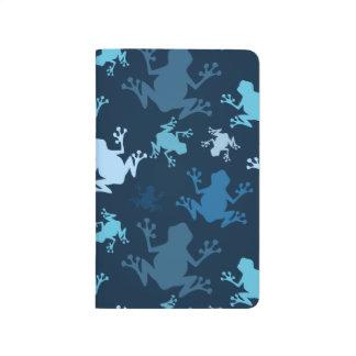 Modelo de la rana; Marina de guerra, medianoche, c Cuadernos