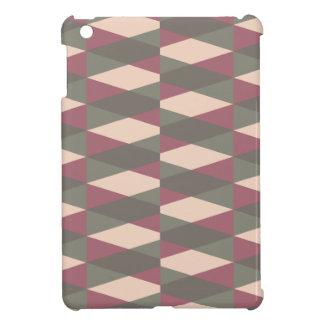 Modelo de la raspa de arenque iPad mini protectores