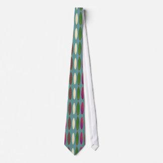 modelo de la resaca. tableros corbata personalizada