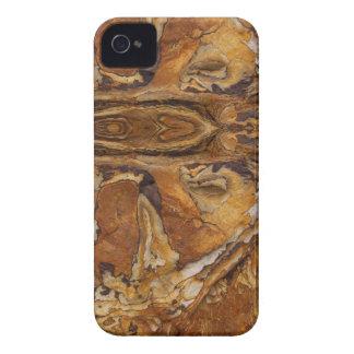 modelo de la roca de la piedra arenisca carcasa para iPhone 4