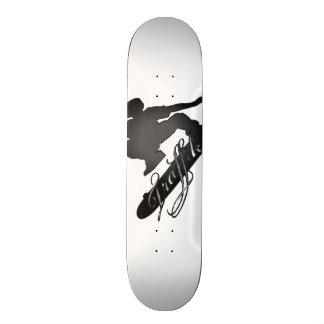 Modelo de la SOMBRA de Traffik favorable Skateboard
