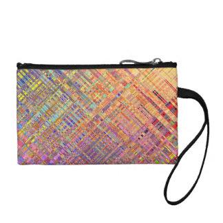 Modelo de la tela escocesa del arco iris