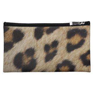 Modelo de la textura de la piel del leopardo