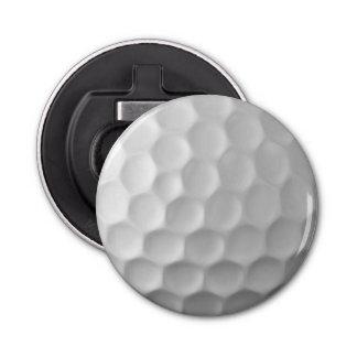 Modelo de la textura de los hoyuelos de la pelota abrebotellas redondo