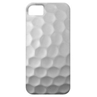 Modelo de la textura de los hoyuelos de la pelota iPhone 5 cárcasa