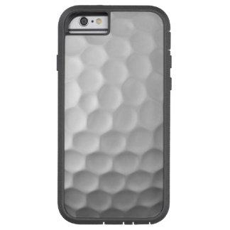 Modelo de la textura de los hoyuelos de la pelota funda de iPhone 6 tough xtreme