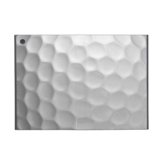 Modelo de la textura de los hoyuelos de la pelota iPad mini fundas