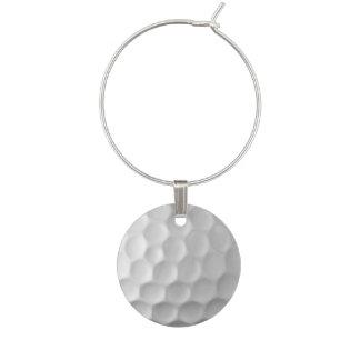 Modelo de la textura de los hoyuelos de la pelota identificador de copa