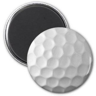 Modelo de la textura de los hoyuelos de la pelota  iman de nevera