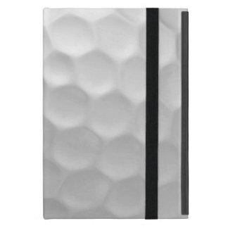 Modelo de la textura de los hoyuelos de la pelota iPad mini coberturas