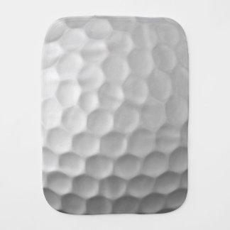 Modelo de la textura de los hoyuelos de la pelota paños para bebé