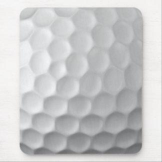 Modelo de la textura de los hoyuelos de la pelota tapete de raton