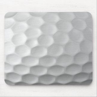 Modelo de la textura de los hoyuelos de la pelota  tapete de ratones