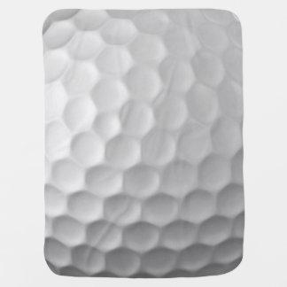 Modelo de la textura de los hoyuelos de la pelota  mantita para bebé