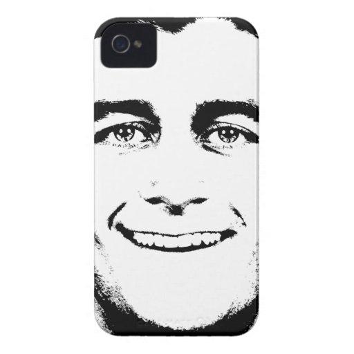 MODELO DE LA TINTA DE PAUL RYAN iPhone 4 Case-Mate COBERTURAS